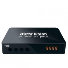 Тюнер T2 World Vision T59D+wifi