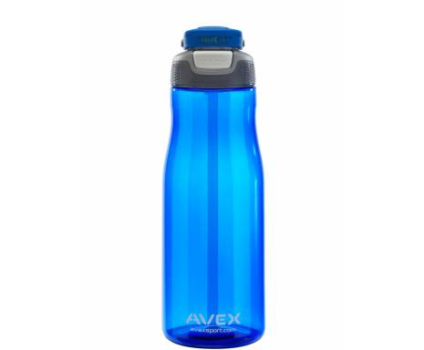"Бутылка для воды (фляга) ""AVEX Wells AUTOSPOUT® Straw Water Bottle"" (950 ml) - Ocean"
