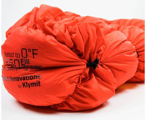 "Спальный мешок ""Klymit KSB 0 Down Sleeping bag"""
