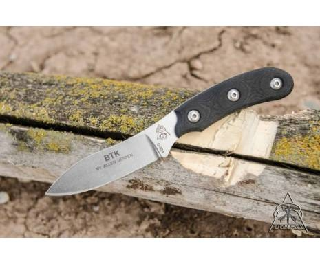 "Нож ""TOPS KNIVES Bird and Trout Knife"""