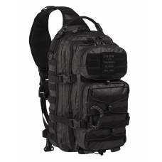 "Рюкзак однолямочный ""TACTICAL BLACK ONE STRAP ASSAULT PACK LARGE"""