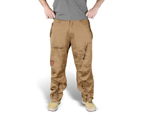 "Брюки ""SURPLUS INFANTRY CARGO"" - Beige"