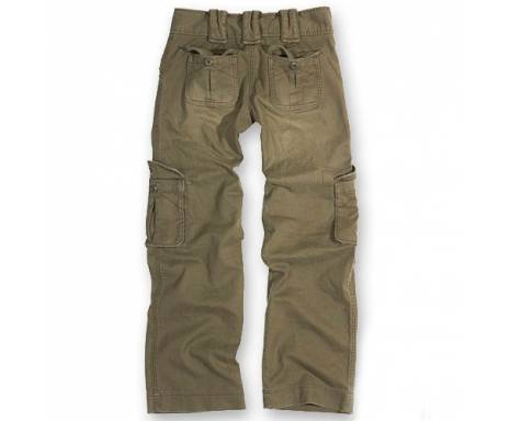 """Брюки женские """"SURPLUS LADIES TROUSERS"""" - Washed olive"""