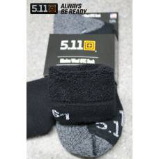 "Носки тактические ""5.11 Tactical Merino Wool Cold Weather OTC Sock"""