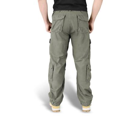"""Брюки """"SURPLUS AIRBORNE VINTAGE TROUSERS"""" - Washed olive"""