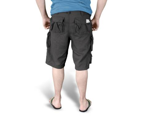 "Шорты ""SURPLUS TROOPER SHORTS"" - Washed black"