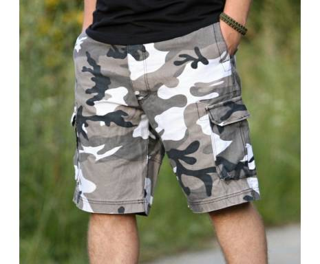 "Шорты ""SURPLUS VINTAGE SHORTS WASHED"" - Washed urban"