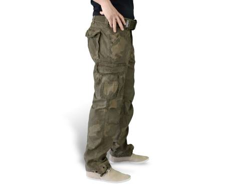 "Брюки ""SURPLUS PREMIUM VINTAGE TROUSERS"" - Washed woodland"
