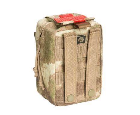 "Подсумок-Аптечка MOLLE ""PMP"" (Personal Medical Pouch), АКЦИЯ - AT Camo"