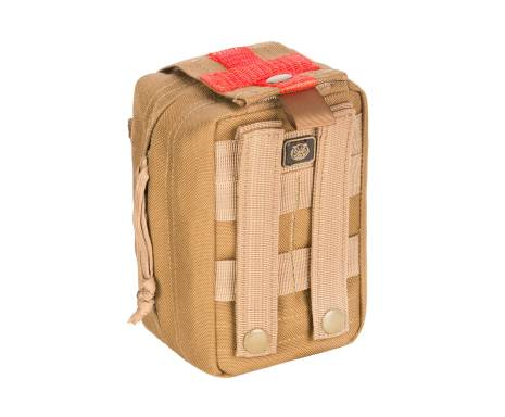 """Подсумок-Аптечка MOLLE """"PMP"""" (Personal Medical Pouch), АКЦИЯ - Coyote Brown"""