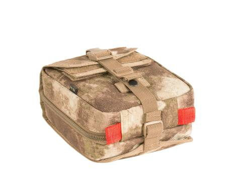 "Подсумок-Аптечка MOLLE ""PMP-L"" (Personal Medical Pouch Large), АКЦИЯ - AT Camo"