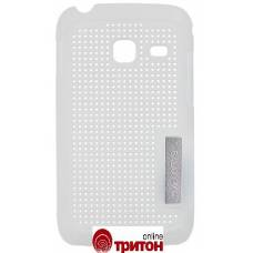 Панель Anymode Samsung S6102 COOL CASE MCHD010KWH white