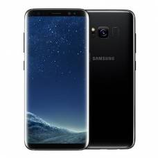 Смартфон SAMSUNG GALAXY S8 64GB BLACK (SM-G950FZKD)