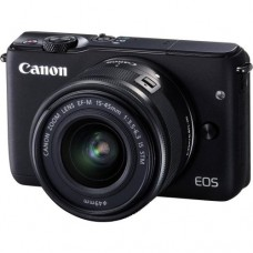 Фотоаппарат Canon EOS M10 15-45MM IS STM KIT Black (0584C040)
