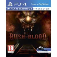 Гра Until Dawn Rush of Blood (для VR) на BD-диску [PS4, Rus]
