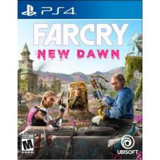 Гра Far Cry. New Dawn на BD-диску [PS4, Rus]