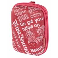 Чехол Rivacase 7023 PU red newspaper