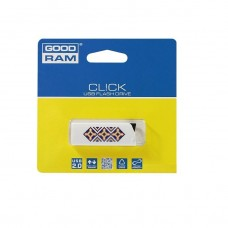 USB Flash 32Gb GoodRam Click Ukraine white