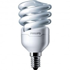 Лампочка Philips Econ Twister 12W WW 220-240V E14