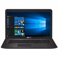 Ноутбук Asus X756UQ-T4081D DARK BROWN